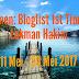 SEGMEN BLOGLIST 1ST TIME BY LOKMAN HAKIM