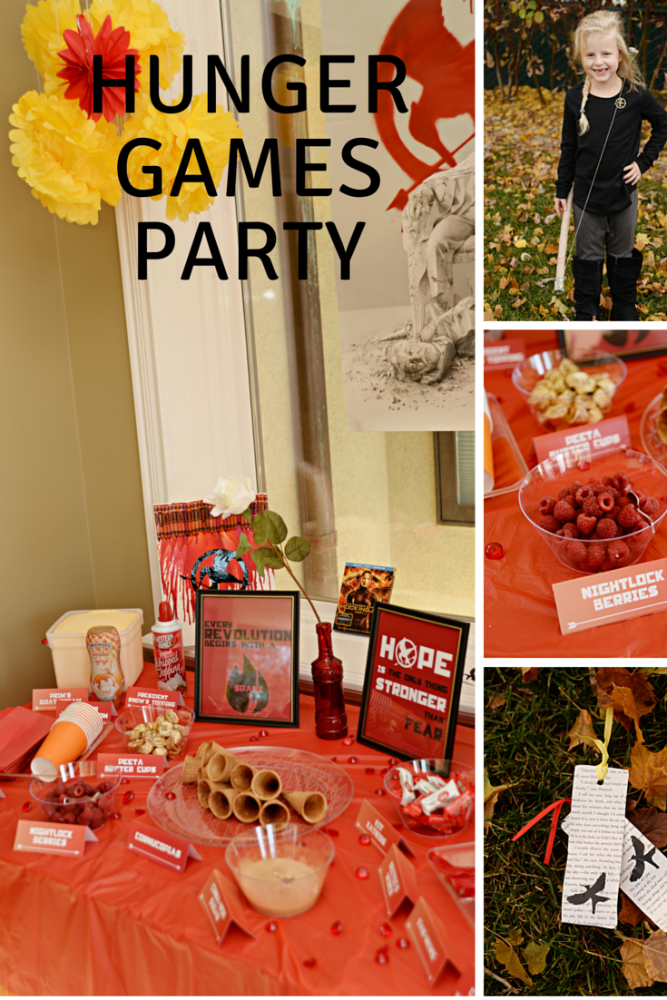 Hope Is Stronger Than Fear Hunger Games Party Housewife Eclectic