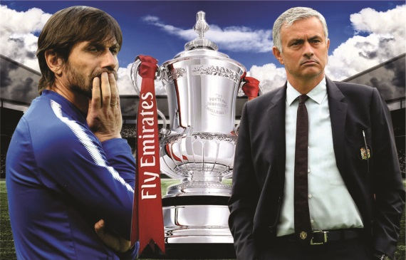 FA Cup Final Chelsea v Man United