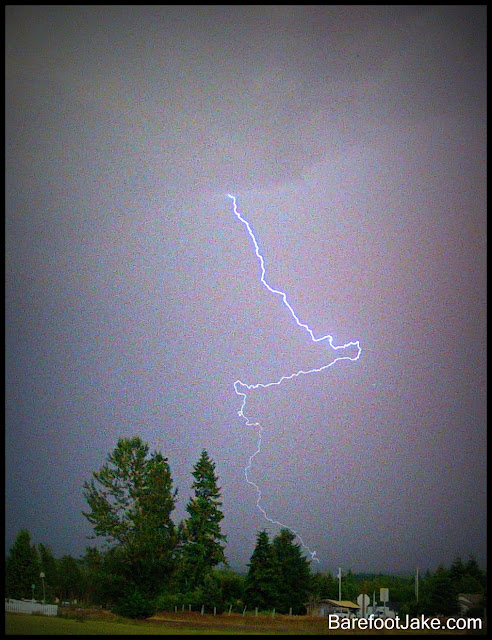 washington lighting bolt