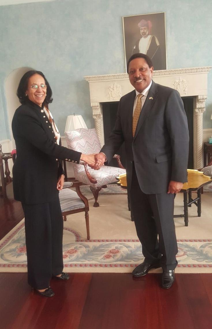 Embassy of the United Republic of Tanzania Washington D C