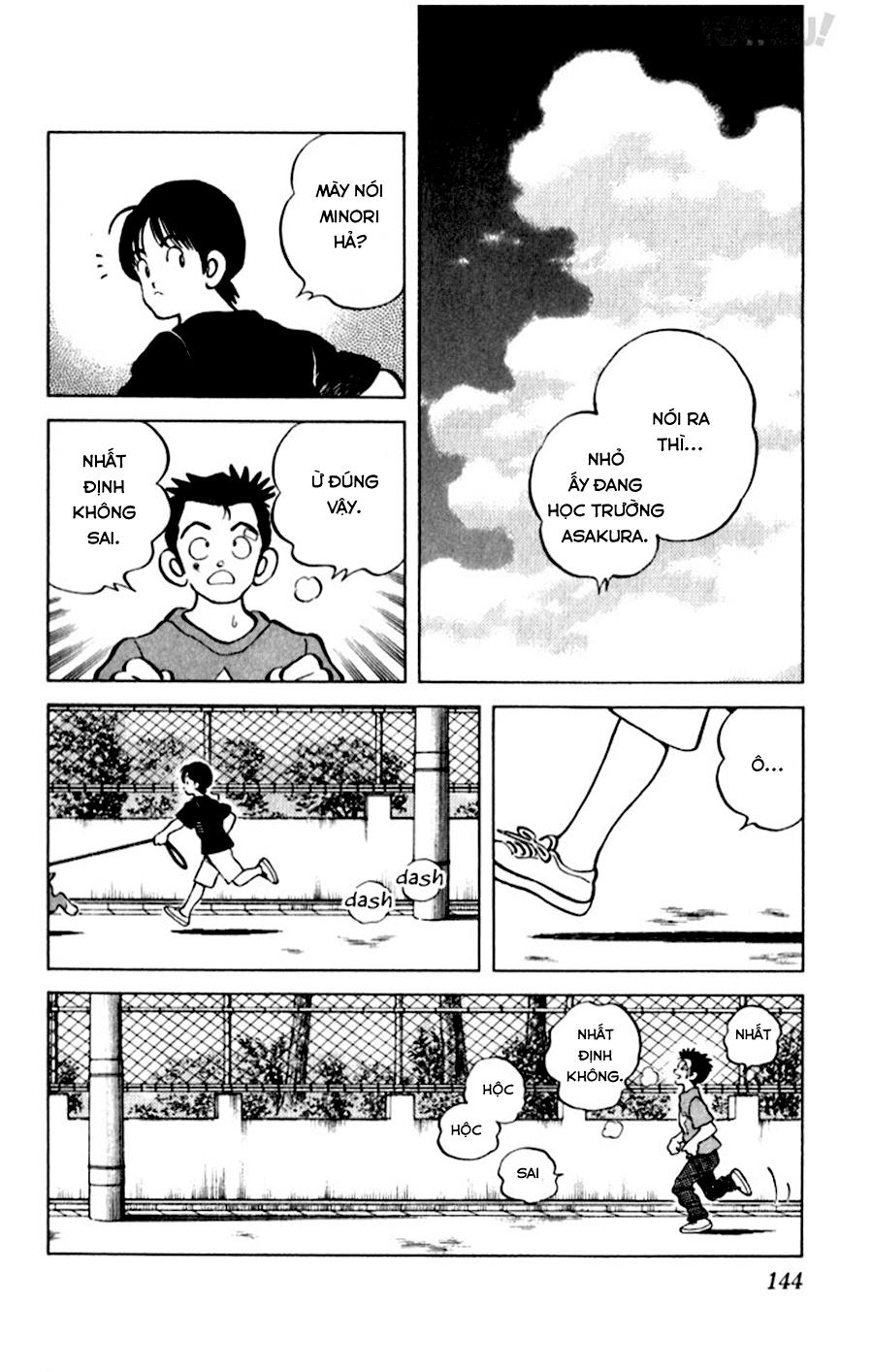 Katsu! chương 026: xin làm ơn! trang 16