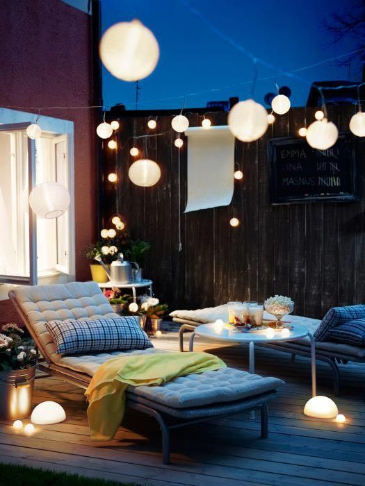10 creative ideas for small balcony terrace or patio for Balcony terrace