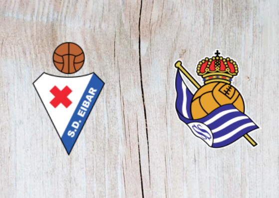 Eibar vs Real Sociedad - Highlights - 31 August 2018