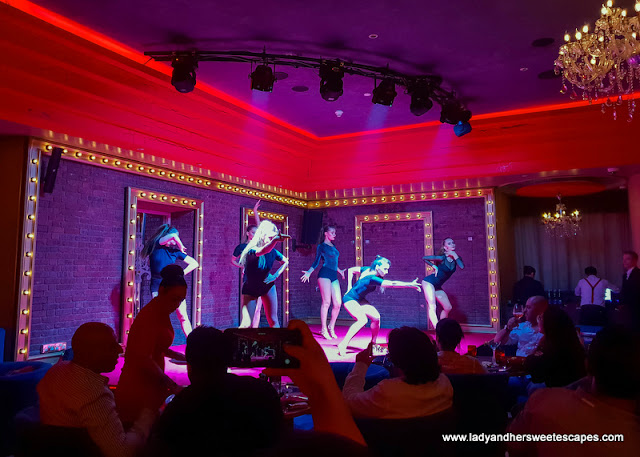 show in Maison Rouge