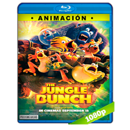Una jungla de locura (2017) Full HD 1080p Audio Dual Latino-Frances