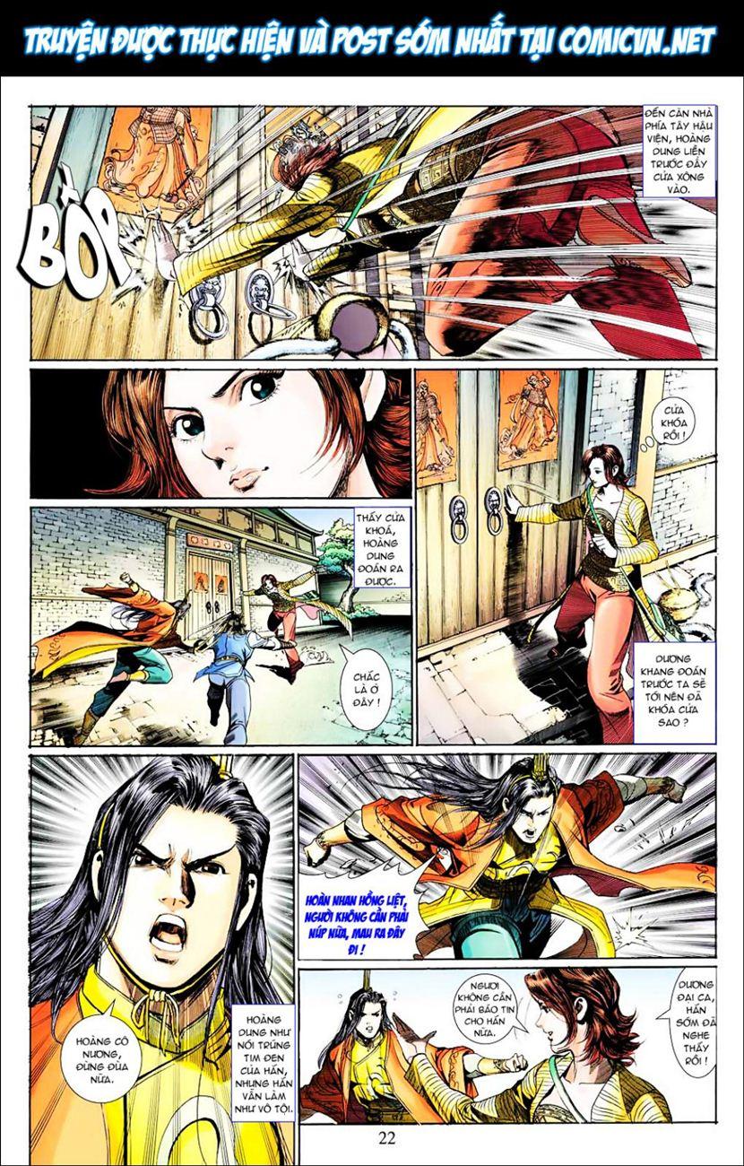 Anh Hùng Xạ Điêu anh hùng xạ đêu chap 38 trang 21