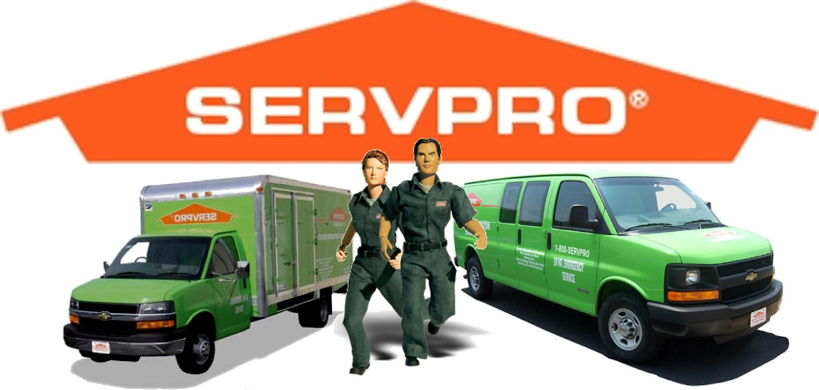 Servpro Of North Utah County