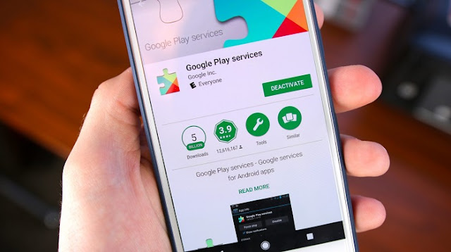 New APK Update for Google Play Services Beta Users Google Play services v11.9.45 APK