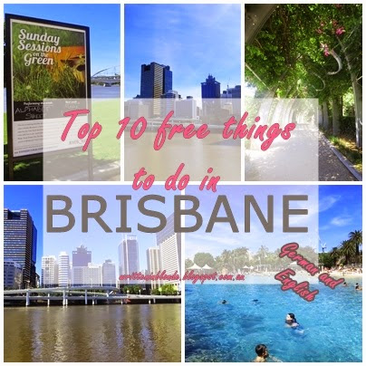 Top 10 free things to do in Brisbane