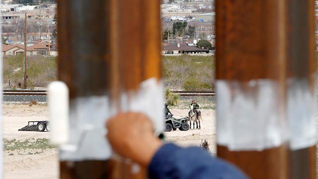 """Presionan a empresas en Europa que quieran participar en el """"muro de Trump"""""""