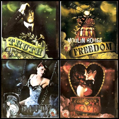 Rebellious Idea  Moulin Rouge Wedding  The Rebellious Brides