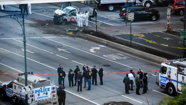 "Daesh reivindica que atacante de Manhattan era su ""soldado"""