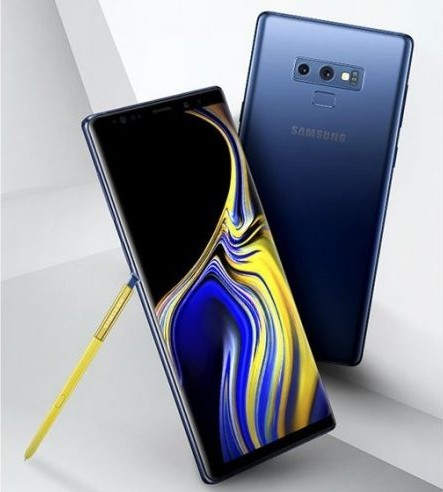 First Impression on Samsung Galaxy Note 9 Official Image Leaked.