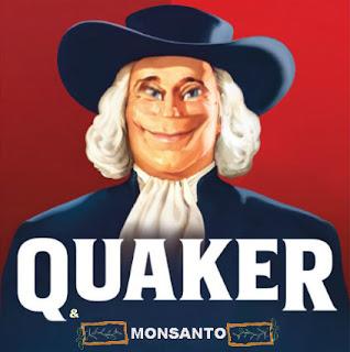 El peligro de Quaker transgenico