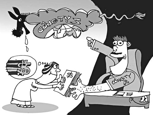 Lừa đảo xuất khẩu lao động Nhật trên khắp các tỉnh thành
