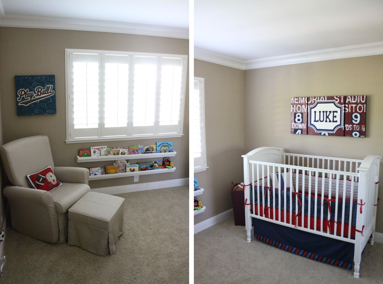 The Larson Lingo  Luke s Nursery Luke s Nursery