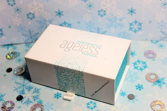 Instantly Ageless - Jeunesse Global - Blog beauté Les Mousquetettes©