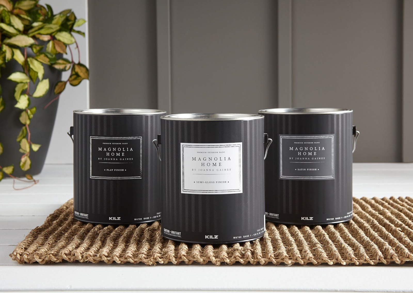 New: The Magnolia Home by Joanna Gaines Paint collection
