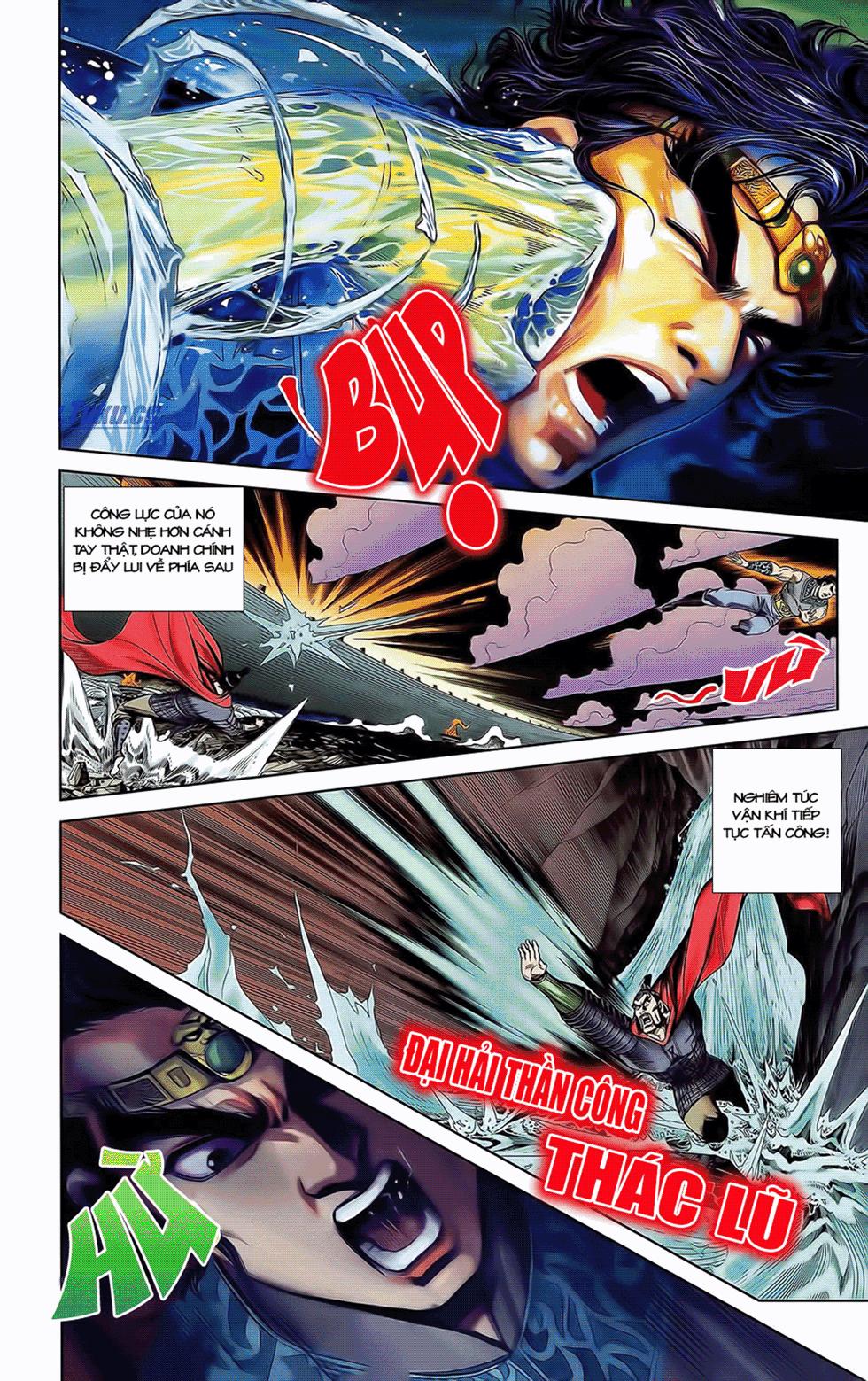 Tần Vương Doanh Chính chapter 11 trang 9