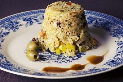 Resep dan cara membuat nasi panggang