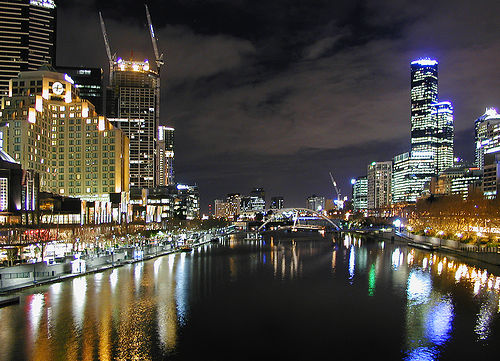 Melbourne, Night life, Melbourne night life