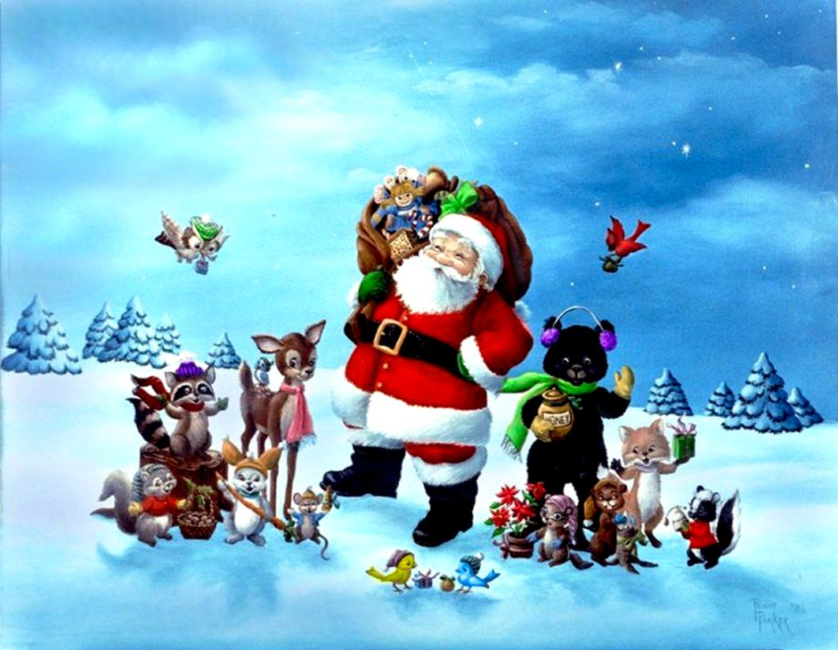 animated christmas desktop free desktop funny wallpapers for