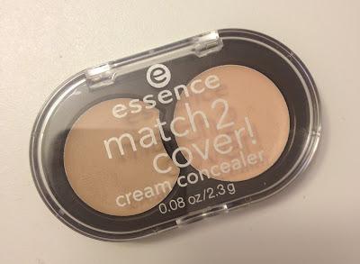 Raenou Essence Match 2 Cover Cream Concealer