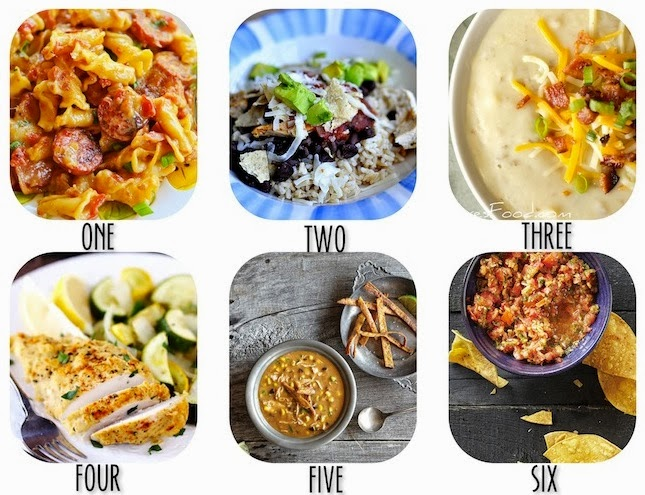 ... but before we leave I wanted to share our little menu for the week and  my review of the Advocare 10-Day Cleanse I started a few weeks ago.