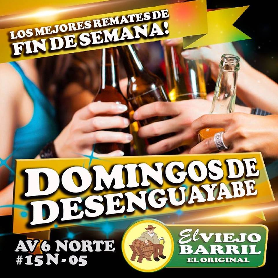 DOMINGOS DE DESENGUAYABE