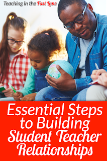 Are you struggling to build relationships with your students? Check out these essential tips for building relationships that last!