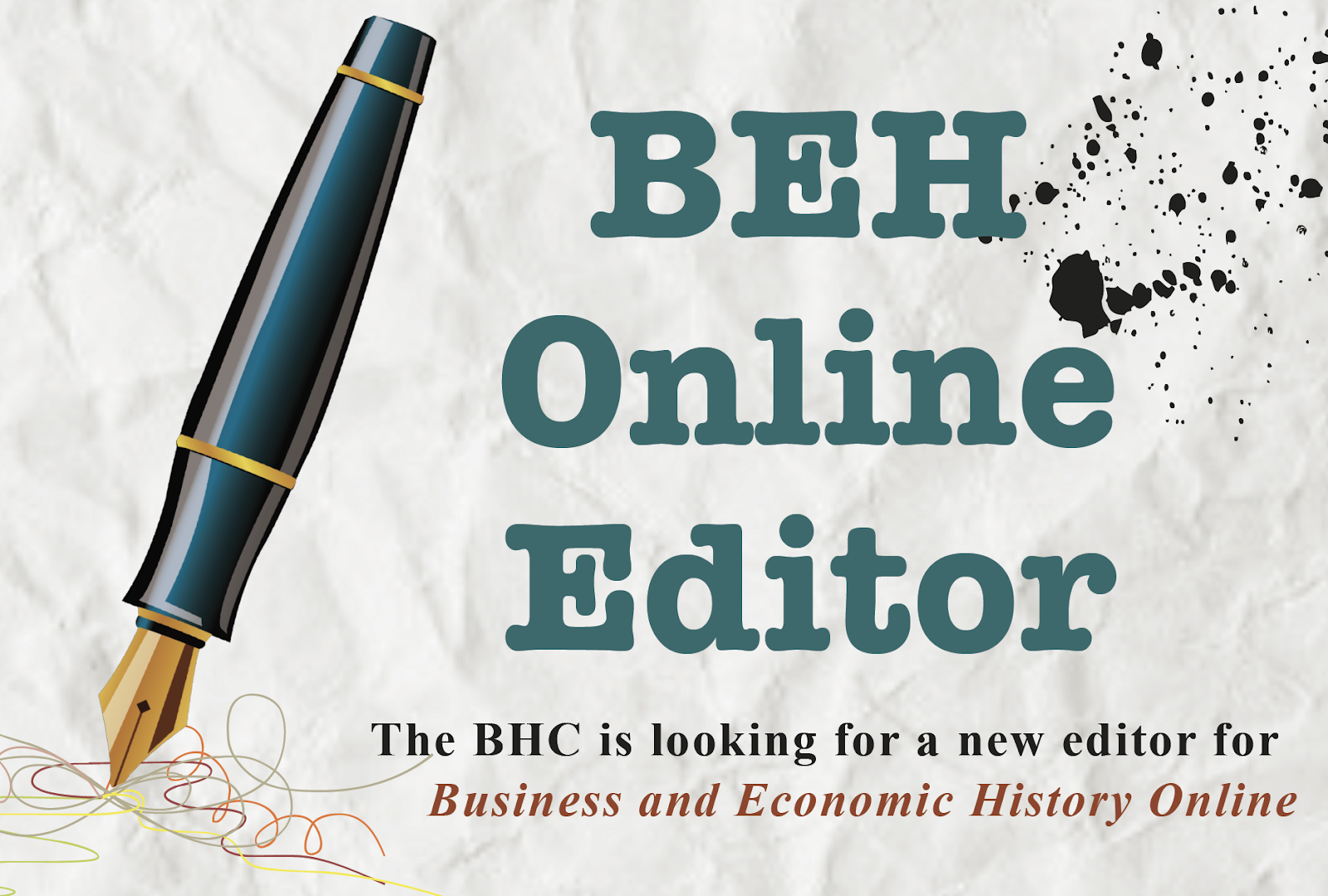 Calligraphy Photo Editor Online New Position At The Bhc Editor Of The Business And Economic