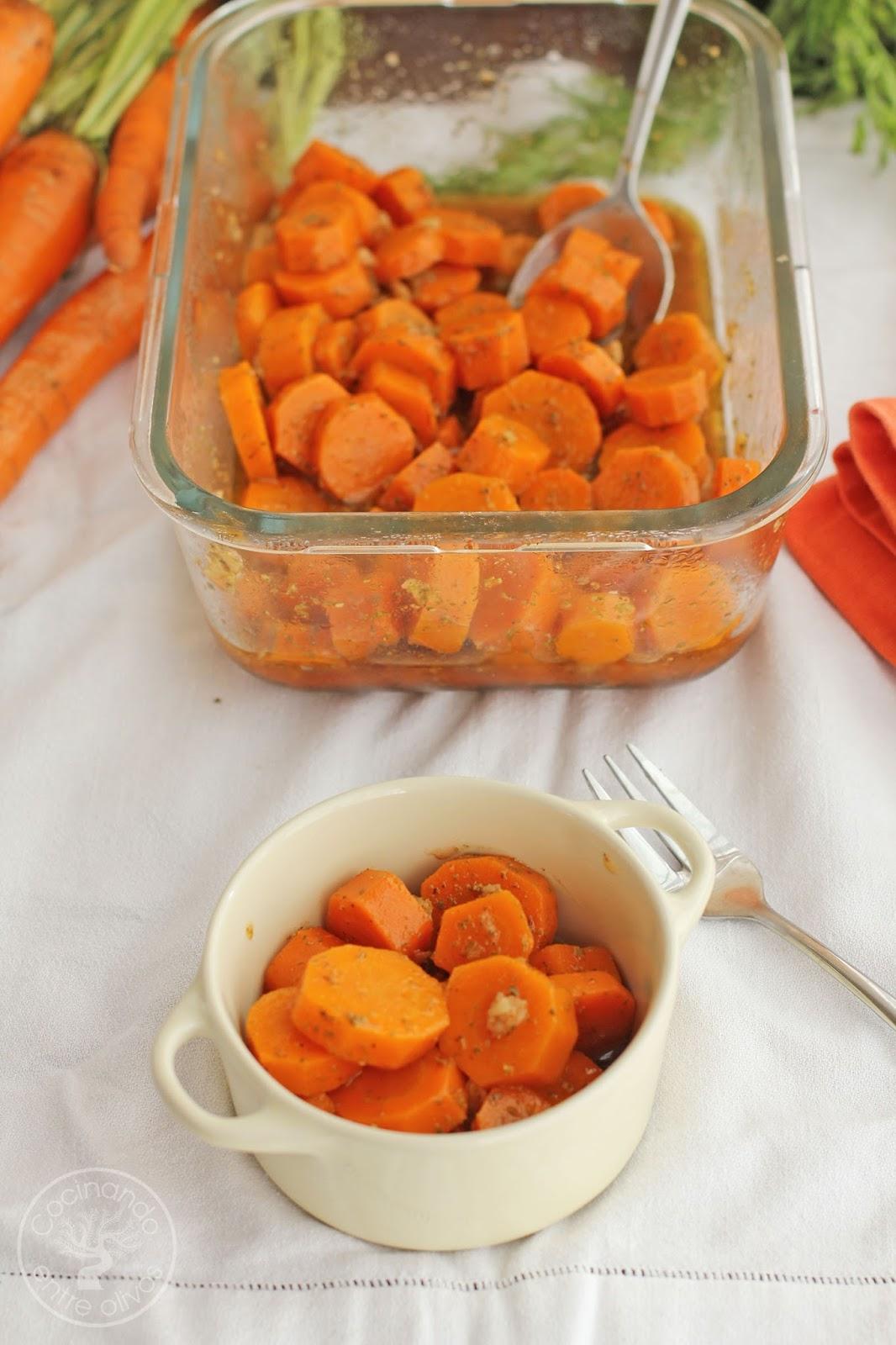 Cómo Hacer Zanahorias Aliñadas Receta Paso A Paso