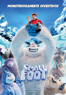 Smallfoot - Cartel