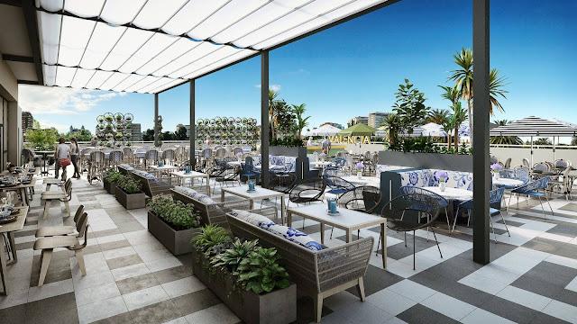 Combate el calorazo con estas nuevas terrazas de Valencia