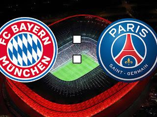 Bayern Münih - PSG Canli Maç İzle 05 Aralik 2017