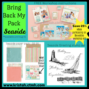 Seaside Paper pack is BACK!!