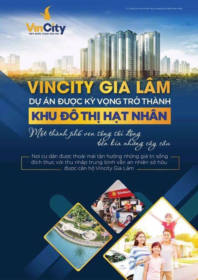 Banner Vincity Gia Lâm