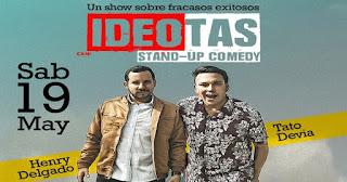 IDEOTAS con Tato Devia y Henry Delgado