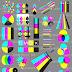 30 CMYK Design Elements PNG.