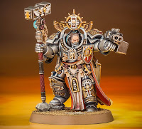 Voldus, Grand Master de los Grey Knights