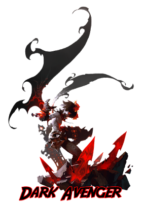 Dark Avenger - Dragon Nest INA