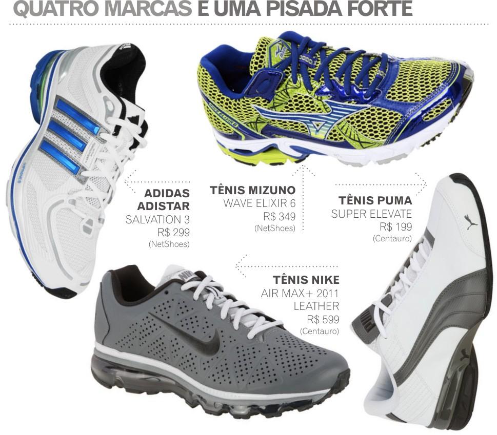 00a1b717f97 Antes de ir às compras é essencial saber dessas informações que facilitarão  a escolha do tênis