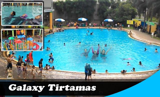 Galaxy Tirta Mas Sport Bekasi
