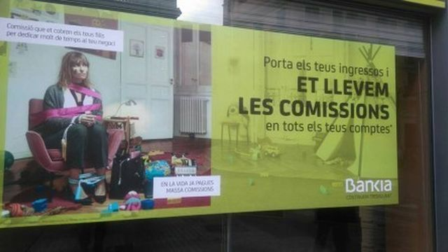 Ugt banco santander catalunya febrero 2016 for Bankia oficina movil