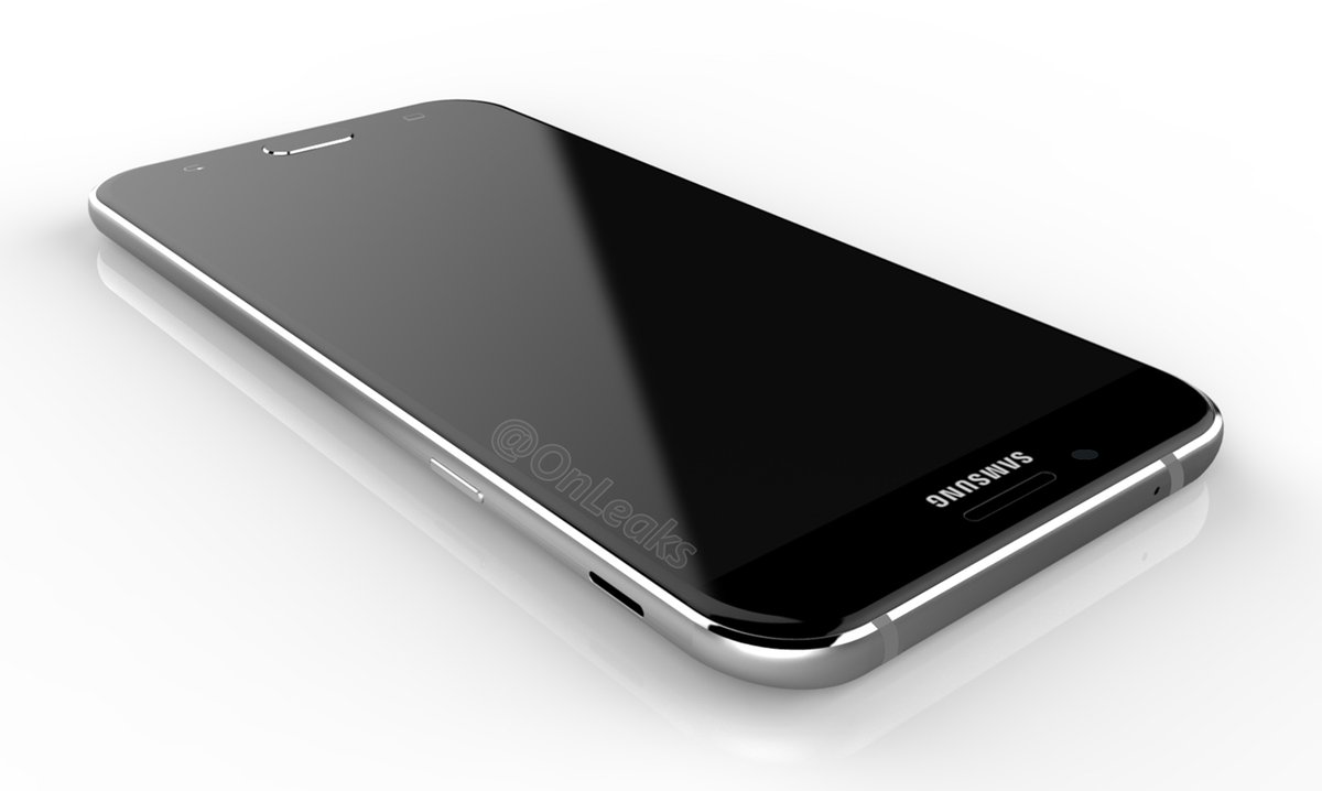 samsung galaxy a8 2016 renders leaked tech updates. Black Bedroom Furniture Sets. Home Design Ideas