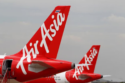 AirAsia Flight Tickets 50% Discount Promotion
