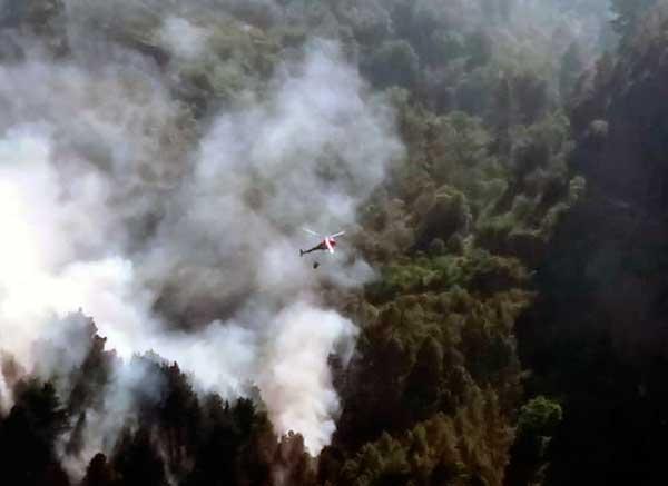 incendio valleseco 16 mayo