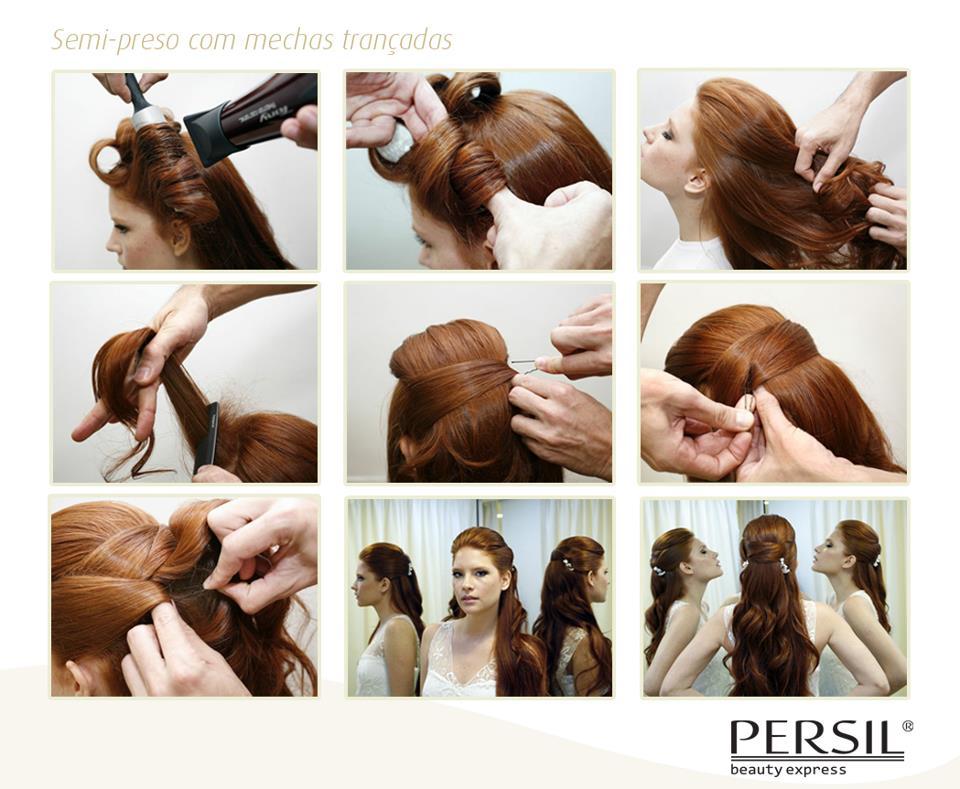 Como Hacer Peinados Para Fiestas Guia De Peinados Para Fiesta - Como-hacer-peinados-de-fiesta-faciles-paso-a-paso