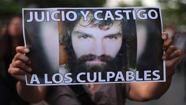 Justicia argentina cierra causa de Santiago Maldonado y descarta desaparición forzada